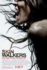 Skinwalkers - Fluch der Wölfe - Poster