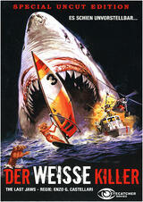 The Last Jaws - Der weiße Killer - Poster