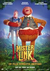 Mister Link - Ein fellig verrücktes Abenteuer - Poster