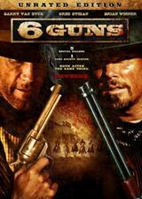6 Guns - Poster