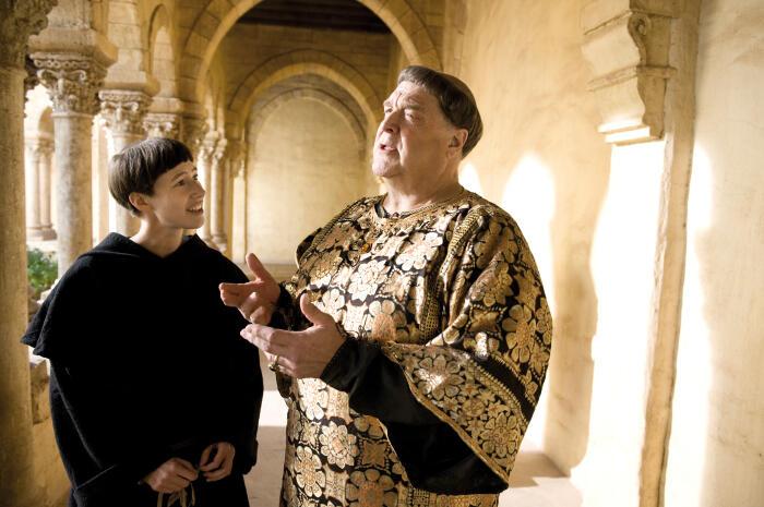 Die Päpstin mit John Goodman und Johanna Wokalek