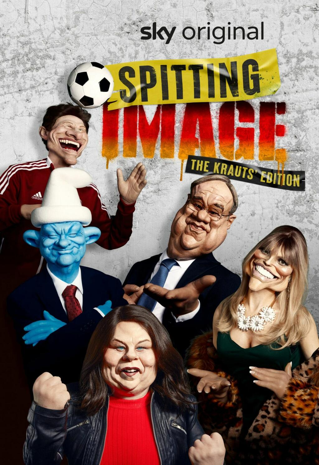 Spitting Image - The Krauts' Edition