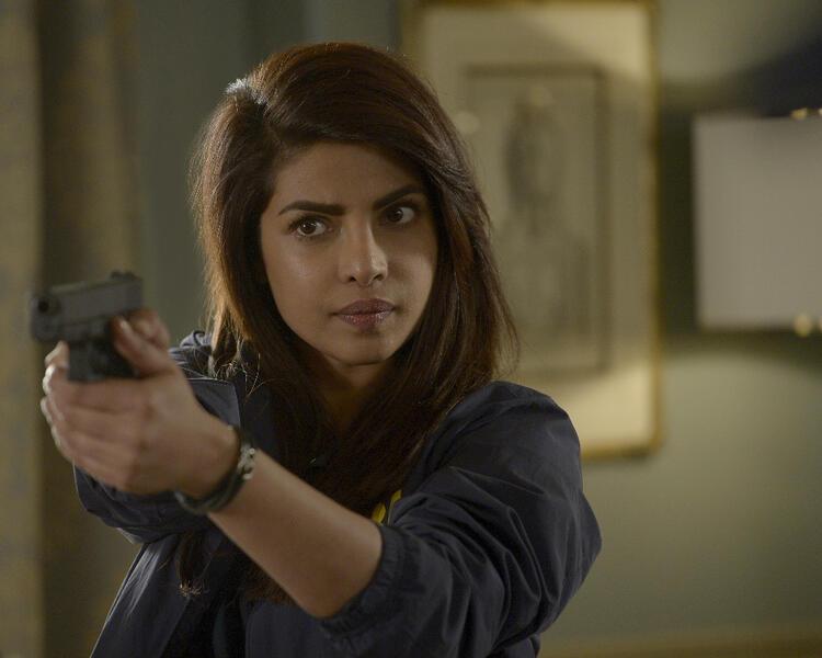 Staffel 1, Quantico mit Priyanka Chopra