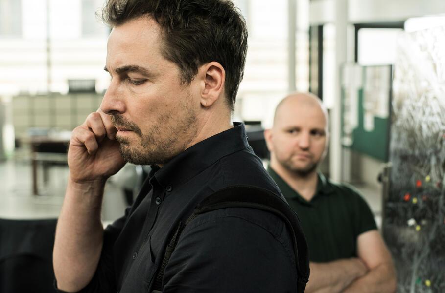 Der Zürich-Krimi: Borchert und der Sündenfall mit Felix Kramer und Yves Wüthrich