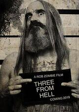 3 From Hell - Poster