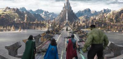 Die wichtigsten Schauplätze in Thor 3: Tag der Entscheidung