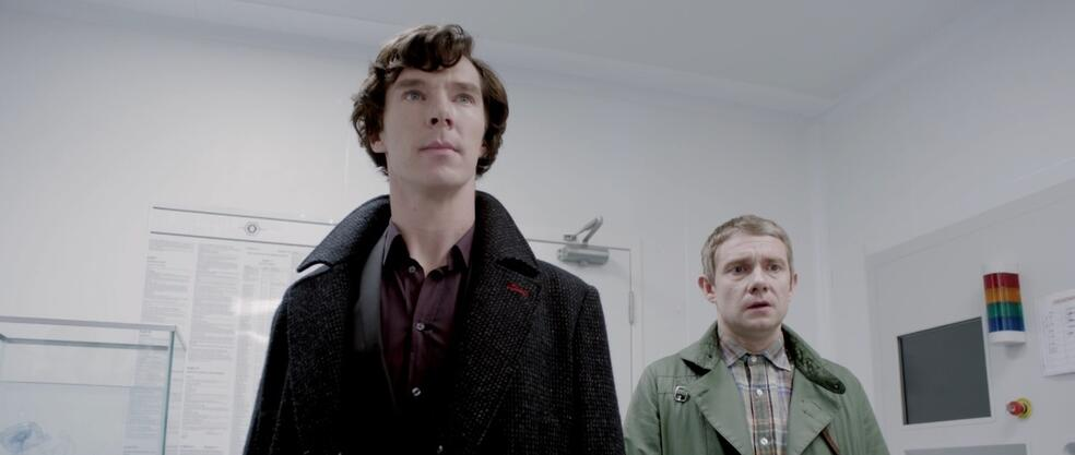 Sherlock Staffel 2 Stream