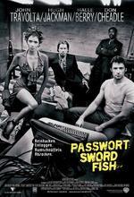 Passwort: Swordfish Poster