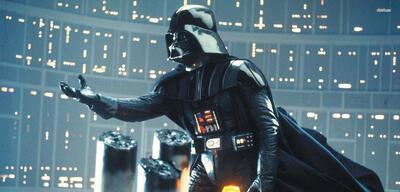 Liebt Elektrofunk: Darth Vader