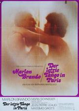 Der letzte Tango in Paris - Poster