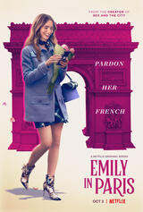 Emily in Paris - Poster