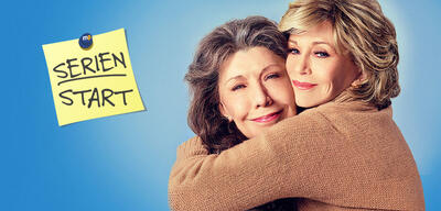 Grace and Frankie, Staffel 3