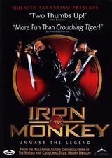 Iron Monkey - Poster