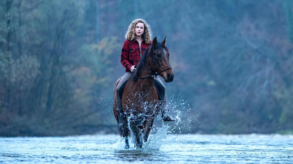 Reiterhof Wildenstein - Der Junge und das Pferd mit Klara Deutschmann