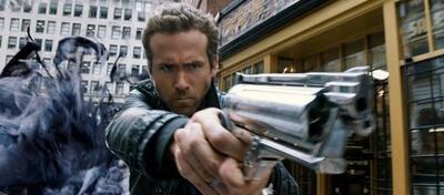 Ryan Reynolds jagt Untote