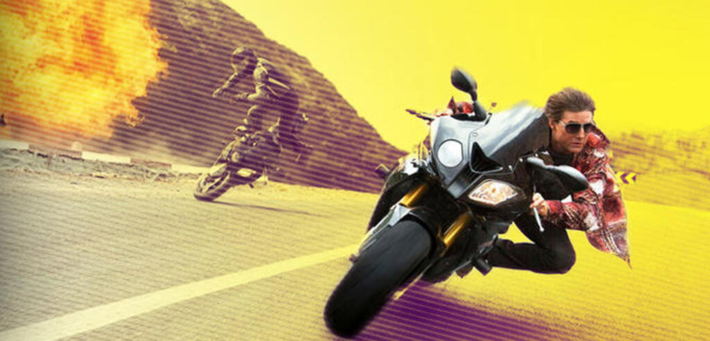 Mission: Impossible- Rogue Nation