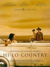 Hi-Lo Country - Im Land der letzten Cowboys - Poster