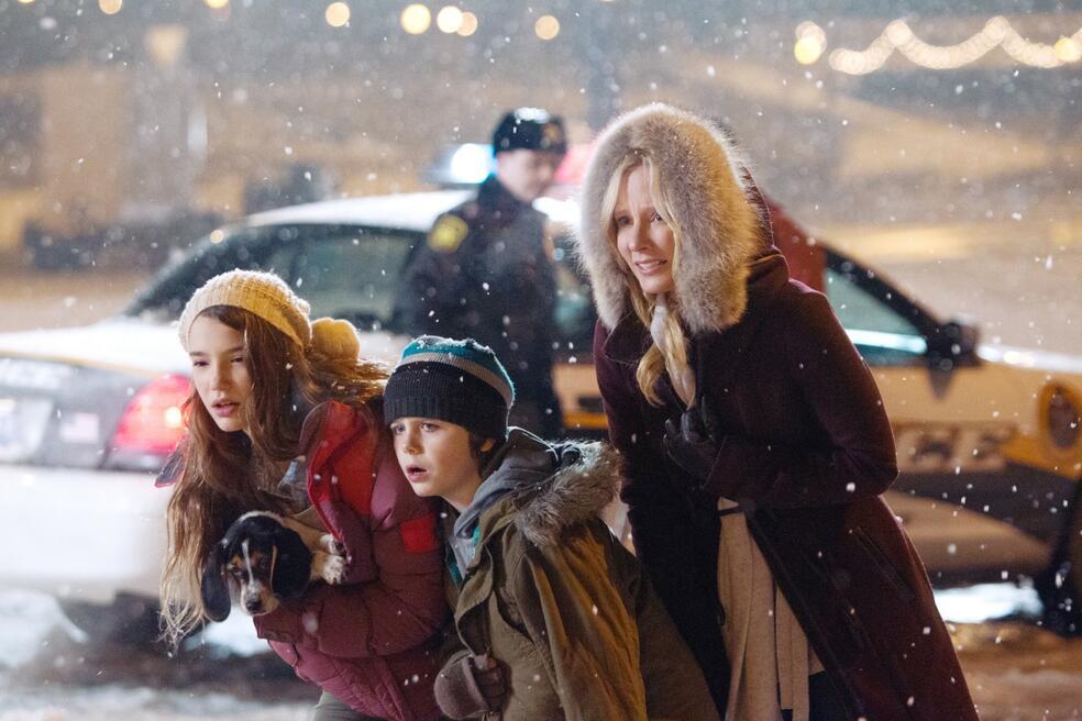 One Christmas Eve mit Anne Heche, Griffin Kane und Alissa Skovbye