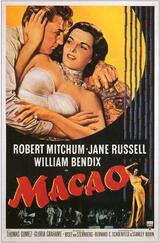Macao - Poster