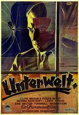 Unterwelt - Poster
