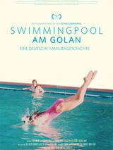 Swimmingpool am Golan - Poster