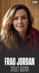 Frau Jordan stellt gleich - Staffel 1 - Poster