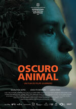 Oscuro Animal Poster