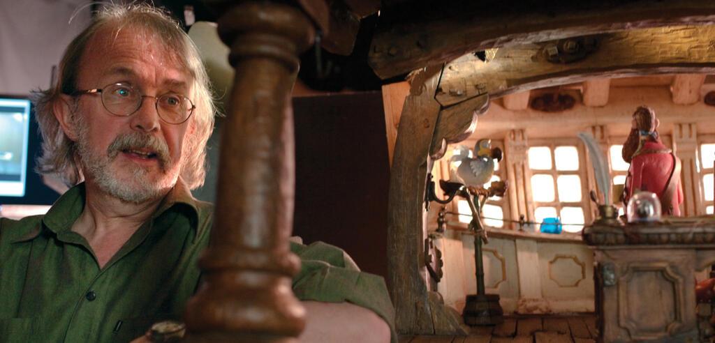 Bild zu Zu Besuch bei den Machern von Wallace&Gromit