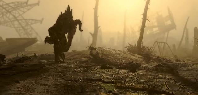 Fallout 4 macht Todeskrallen und andere Untiere wieder richtig gefährlich