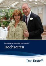 Hochzeiten - Poster