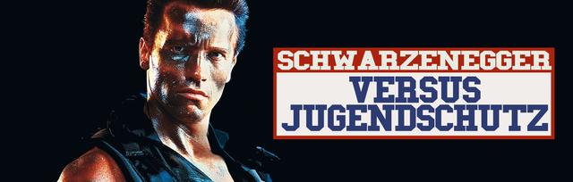 Bild zu Arnie versus Jugendschutz