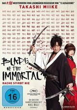 Blade of the Immortal - Poster