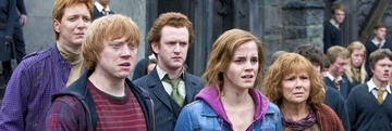 Harry Potter 7.2: Percy Weasley bei seiner Familie