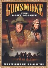 Der letzte Apache - Poster