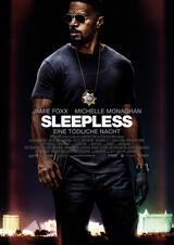 Sleepless - Poster