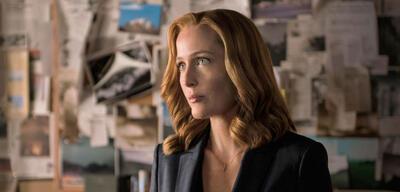 Gillian Anderson als Dana Scully inAkte X