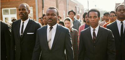 David Oyelowo & Co. in Selma