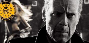 Bild zu:  Bruce Willis opfert sich für Jessica Alba
