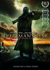 Everyman's War - Hölle in den Ardennen - Poster