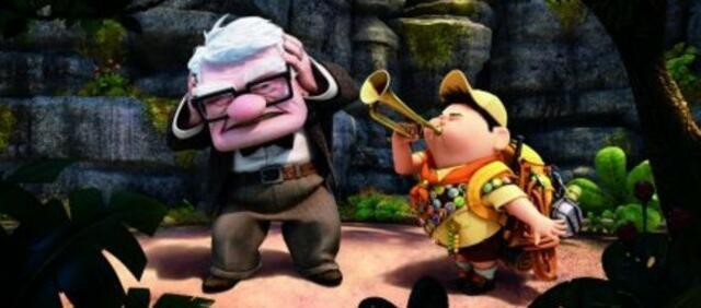 Der letzte Annie Award-Gewinner für den besten Film: Pixars Oben