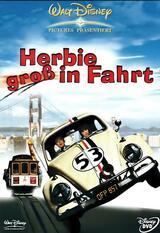 Herbie groß in Fahrt - Poster