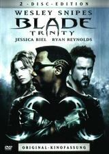 Blade: Trinity - Poster