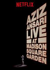 Aziz Ansari Live at Madison Square Garden - Poster