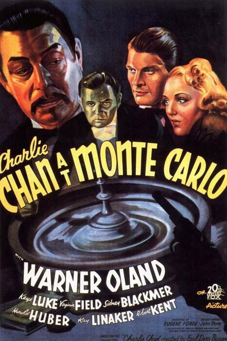 Charlie Chan in Monte Carlo - Bild 1 von 1