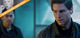 Tom Cruise in Jack Reacher 2: Es geht halt nicht ewig