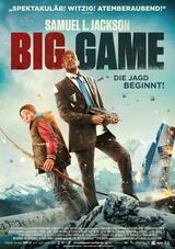 Big Game - Poster