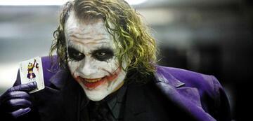 Vorbild Heath Ledger: Zum Joker werden