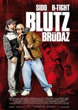 Blutzbrüdaz - Poster