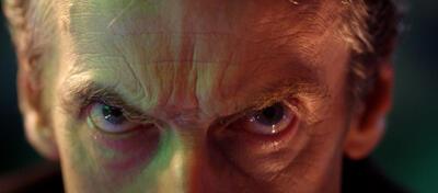 Die Todesaugen des Doktor Wer: Szene aus der achten Doctor Who-Staffel