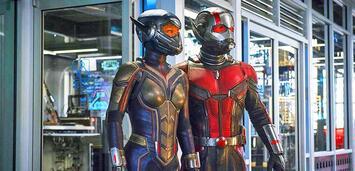 Bild zu:  Ant-Man and The Wasp